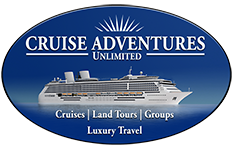 Cruise Adventures Unlimited | Cruises | Land Tours | Groups | Luxury Travel